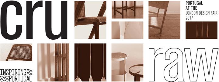 CRU/RAW at the London Design Fair