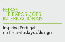 Inspiring Portugal no Festival 3daysofdesign